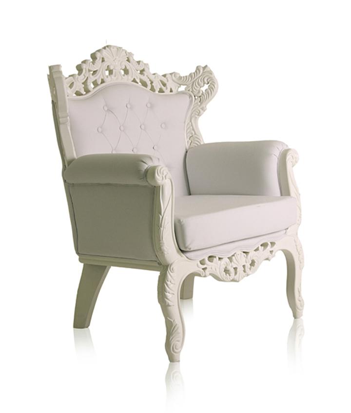 Кожаное кресло Royal от Modani