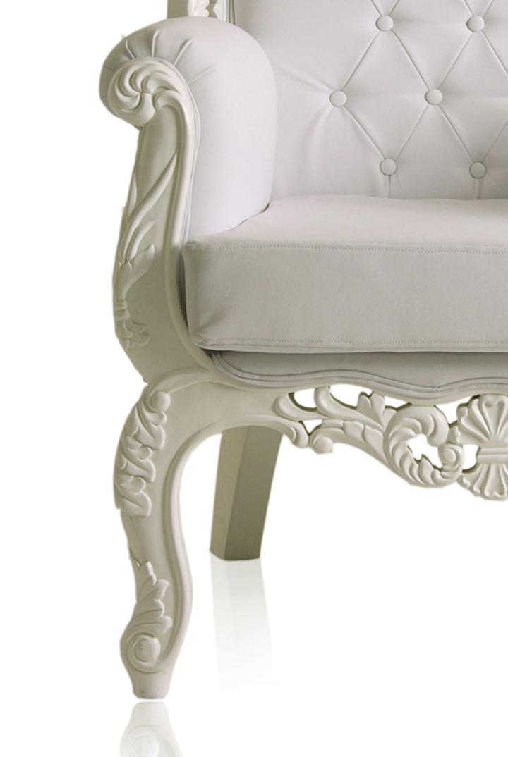Материал кресла Royal от Modani