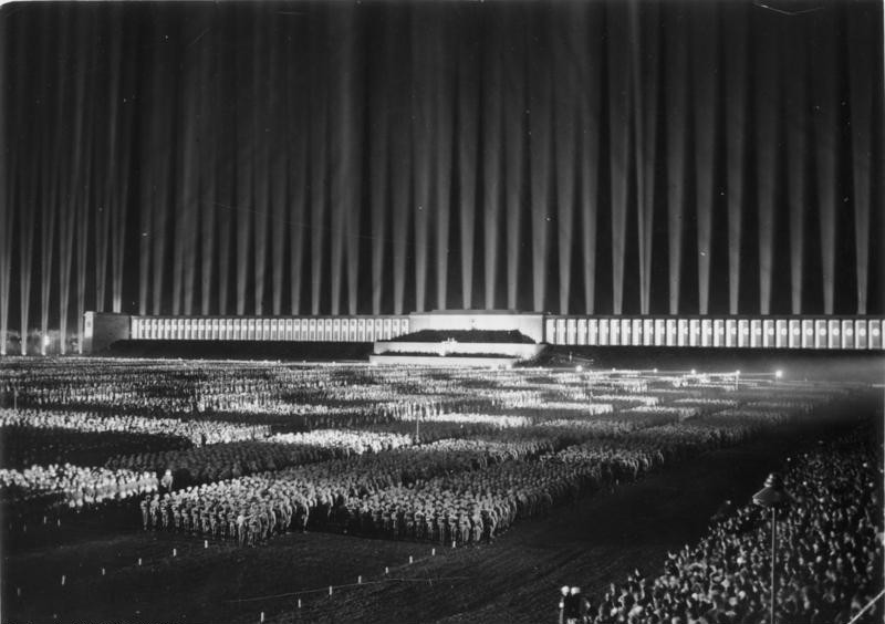 Необычная инсталляция от Albert Speer
