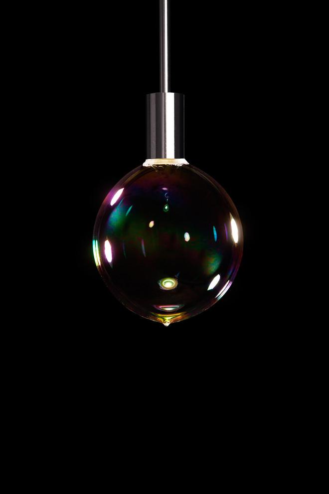 Креативная лампа Surface Tension от Front for Booo в форме мыльного пузыря