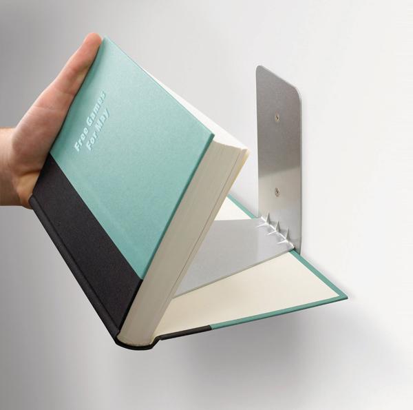 Конструкция для хранения книг