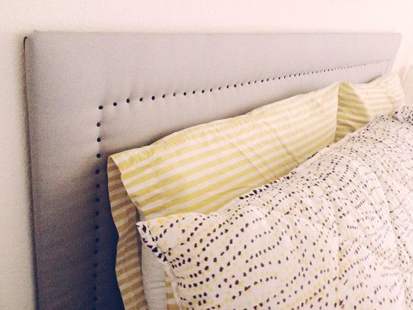 Обивка для кровати своими руками