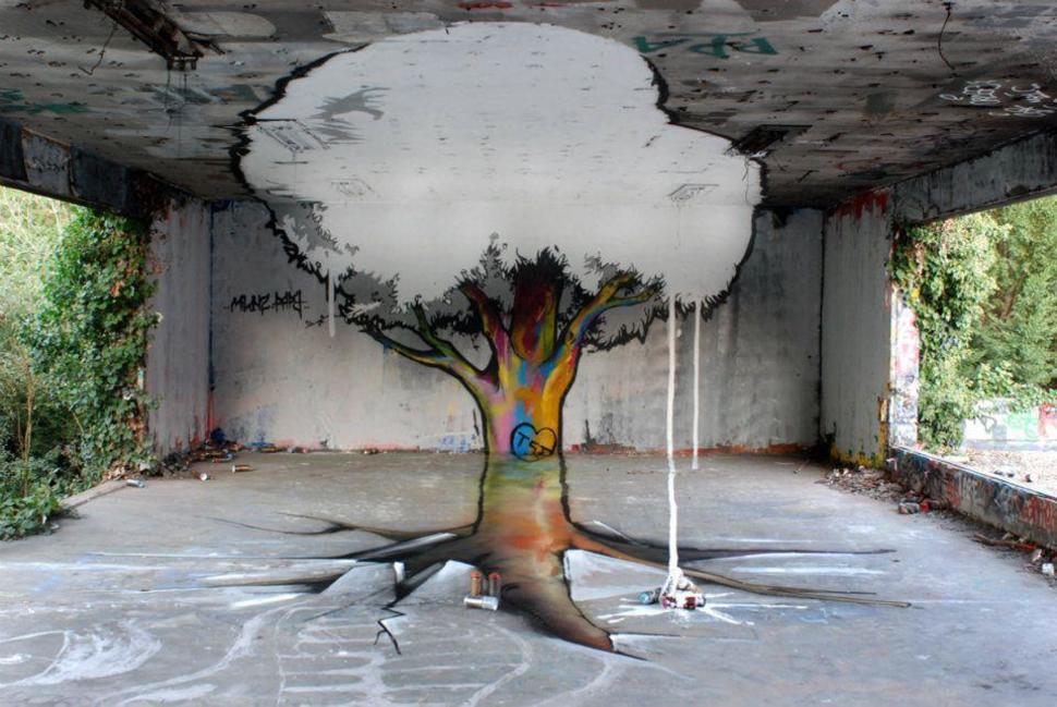 Природа в бетонных джунглях