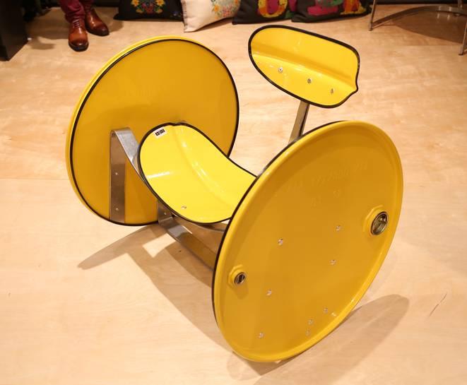 Устойчивый дизайн: необычная мебель
