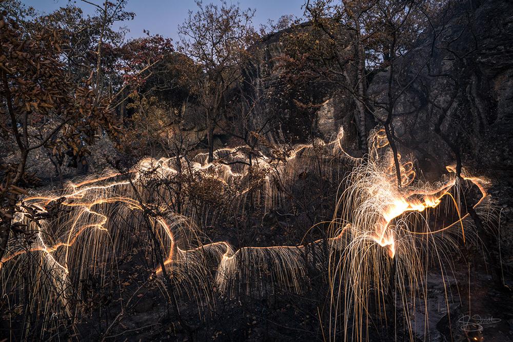 Коллекция снимков «Непостоянные скульптуры» от Витора Шиетти