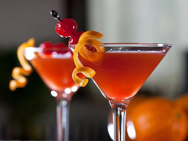 Легкий коктейль для вечеринки