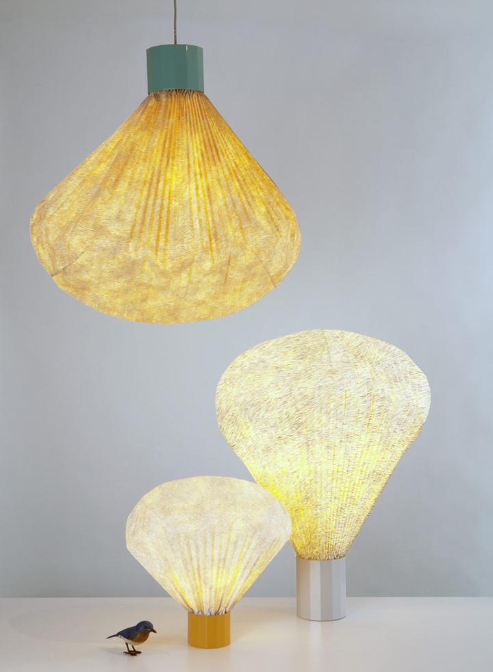 Дизайнерские светильники в коллекции софитов W103s series