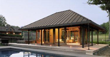 Привычные варианты крыш для традиционных проектов домов