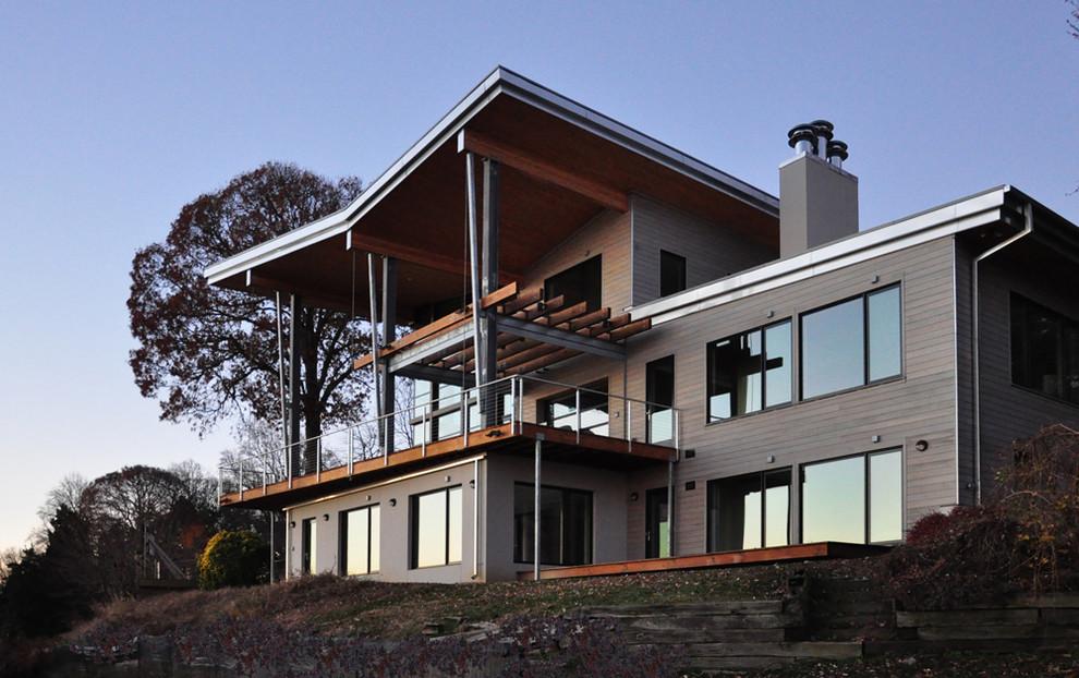 Варианты крыши домов