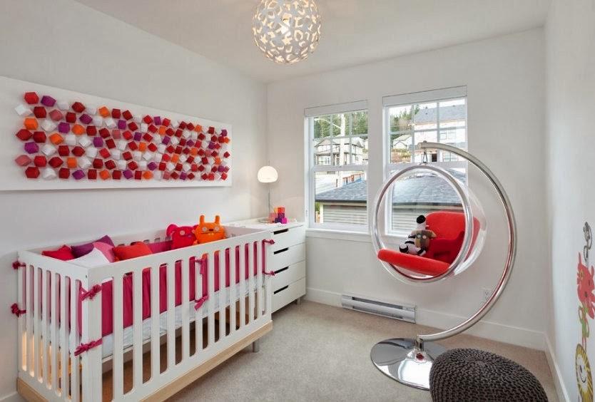 Подвесное кресло для детской комнаты
