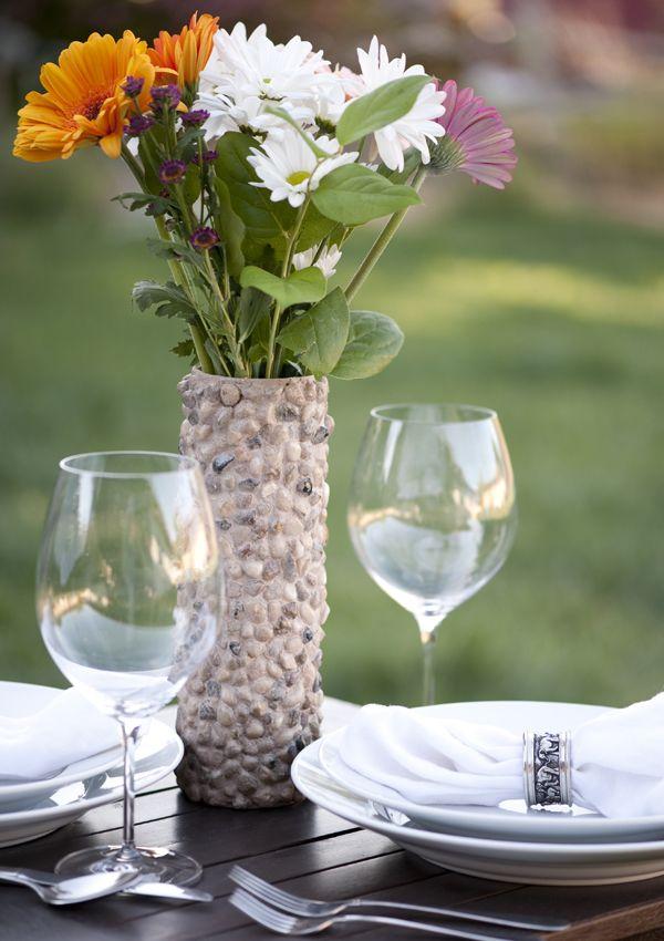 Головокружительная ваза для красивого букета