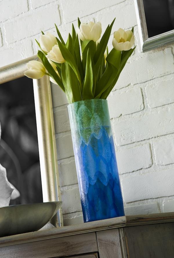 Изысканная ваза для красивого букета