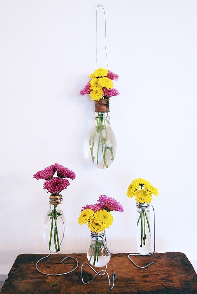 Прекрасная ваза для красивого букета