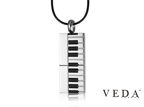 Ювелирная флешка Veda в форме пианино
