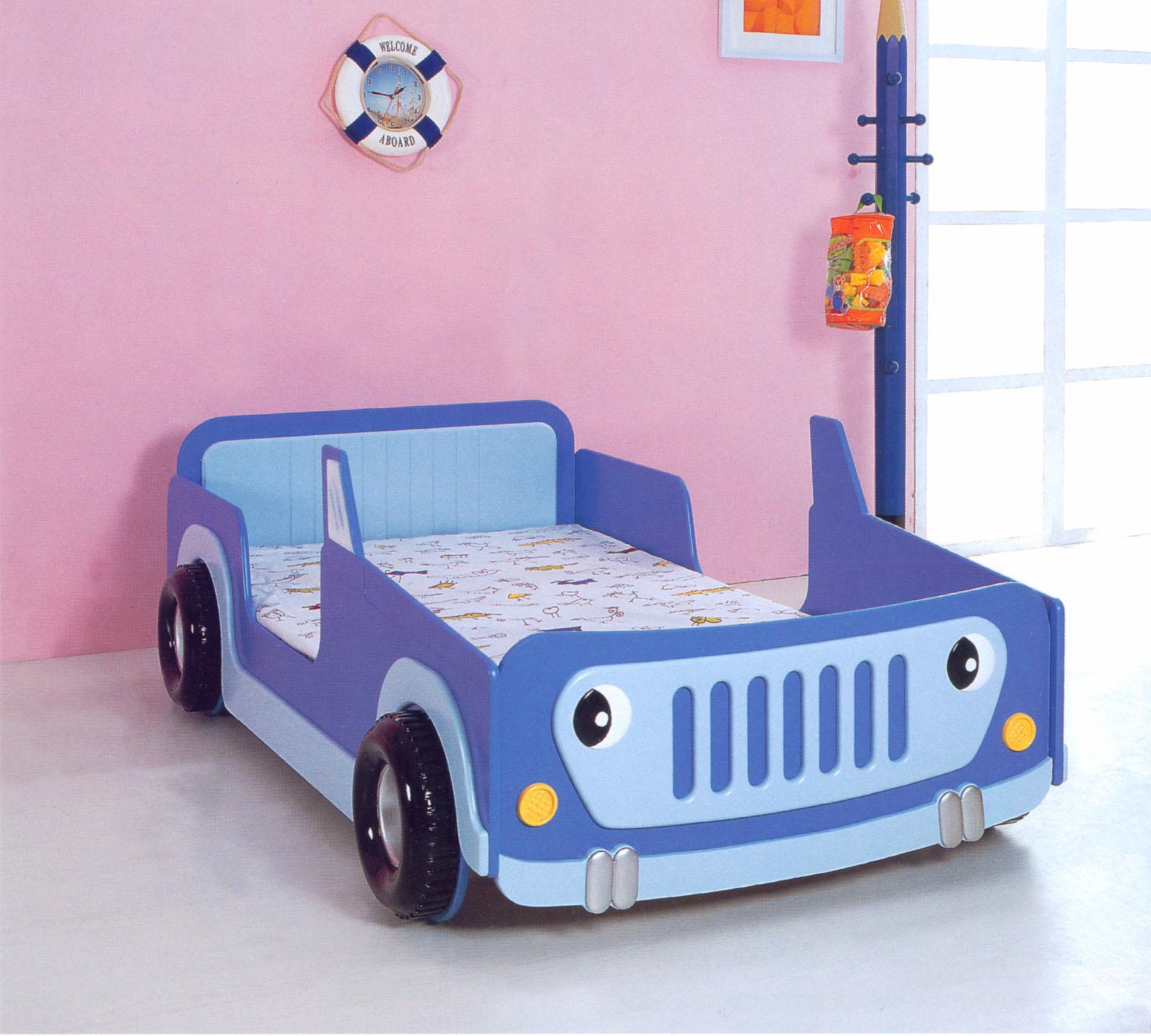 Как сделать кровать машинку для мальчика
