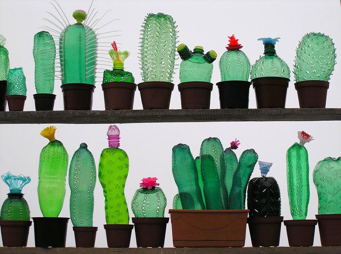 Поделки из мусора пластиковые бутылки