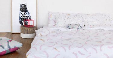 Абстрактный декор постельного белья от Feliz
