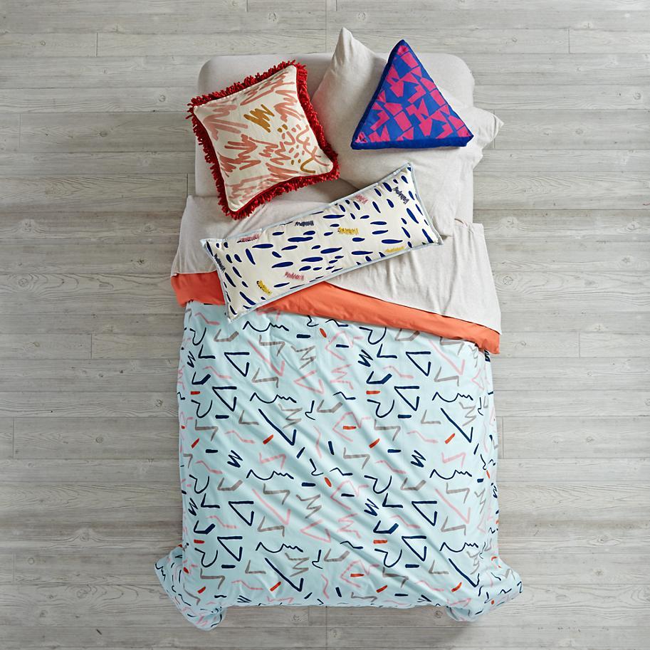 Декор постельного белья для детей