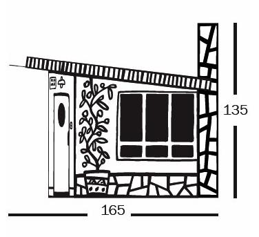 Чудесный домик-конструктор
