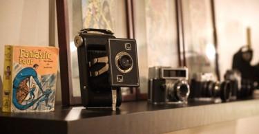 Современное использование старинных плёночных фотокамер
