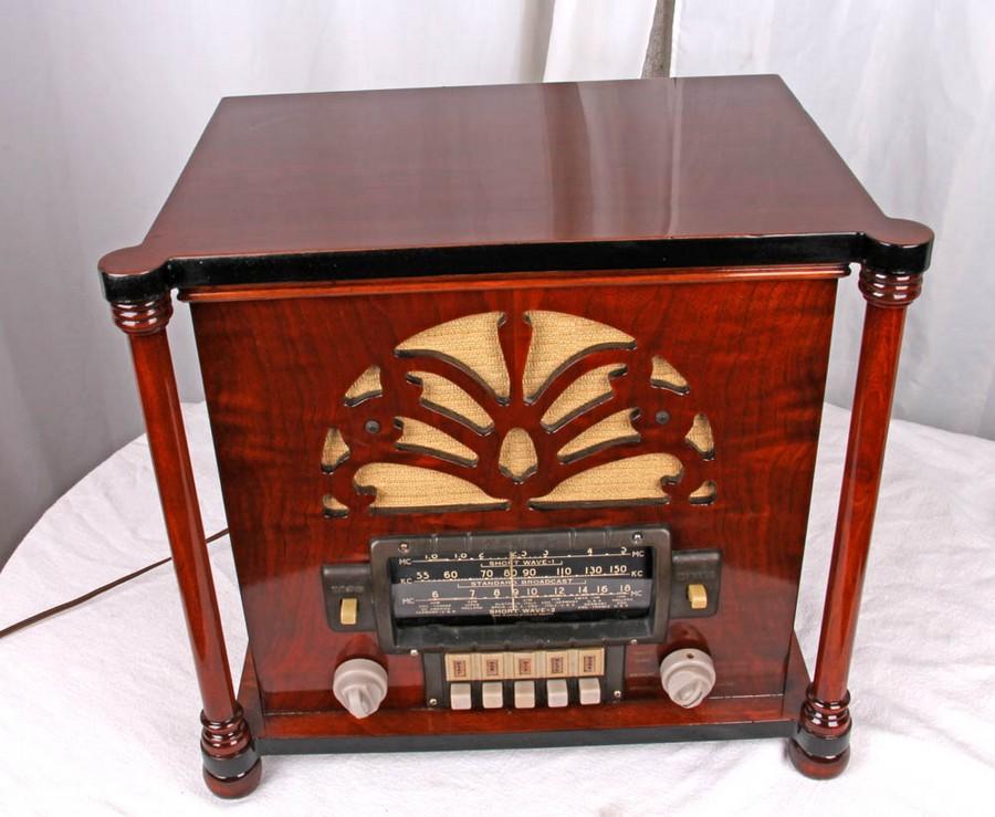 Винтажные радиоприемники своими руками 69