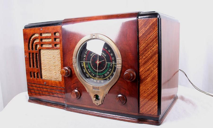 Винтажные радиоприемники своими руками 85