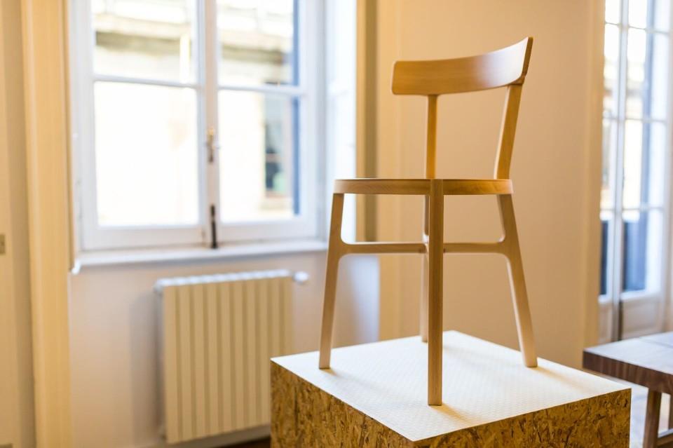 Всемирно известный дизайнер Джулио Йакетти: стул