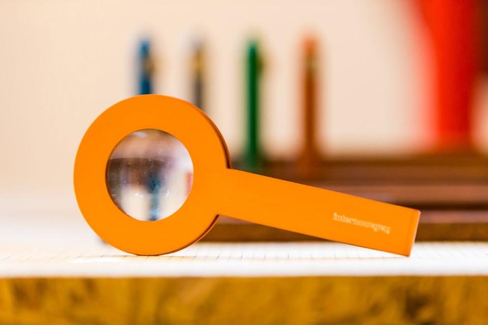 Всемирно известный дизайнер Джулио Йакетти: увеличительное стекло