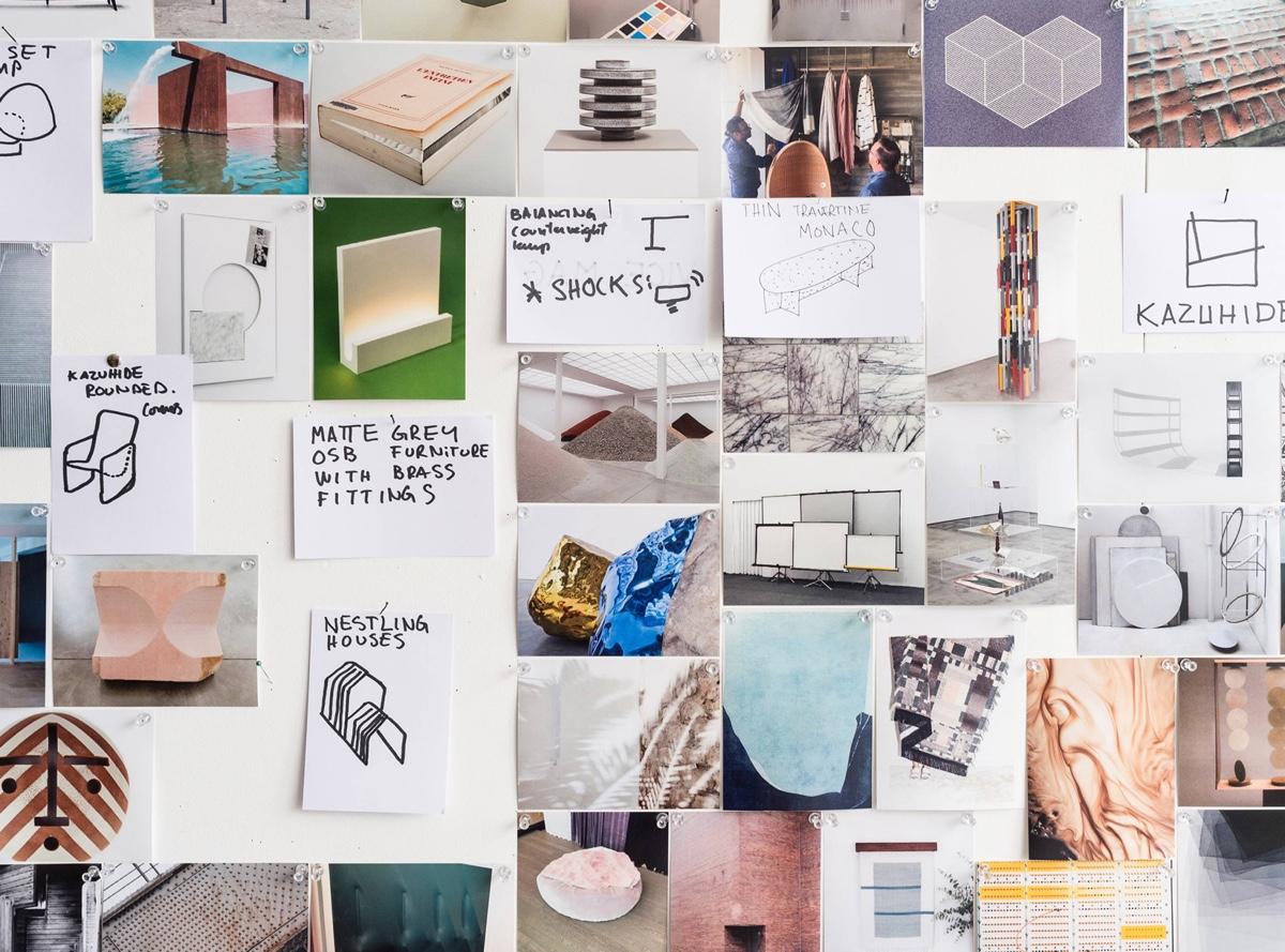 Всемирно известный дизайнер Филипп Малуин - творческий процесс