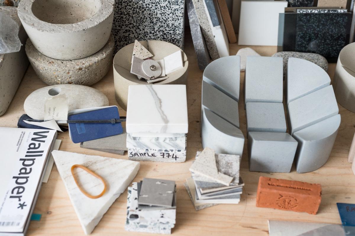 Всемирно известный дизайнер Филипп Малуин - выбор материала