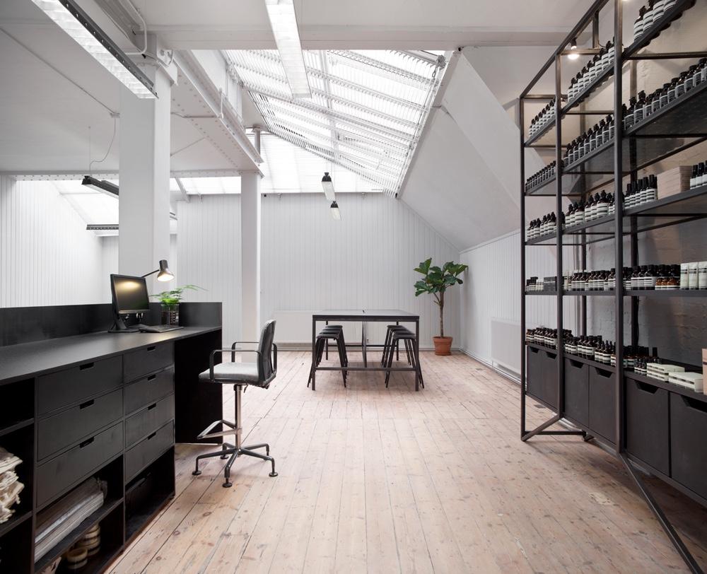 Всемирно известный дизайнер Филипп Малуин - оформление коммерческих пространств