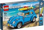 Новая разработка от компании LEGO: модель автомобиля Volkswagen Beetle 1960