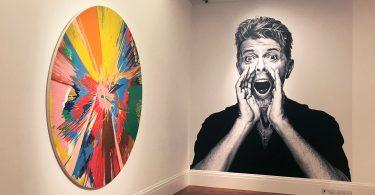 Выставка-аукцион в Sotheby's: Дэвид Боуи через призму современного искусства