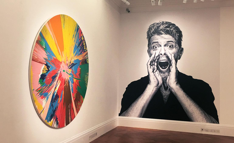 Яркая и необычная выставка-аукцион Sotheby's
