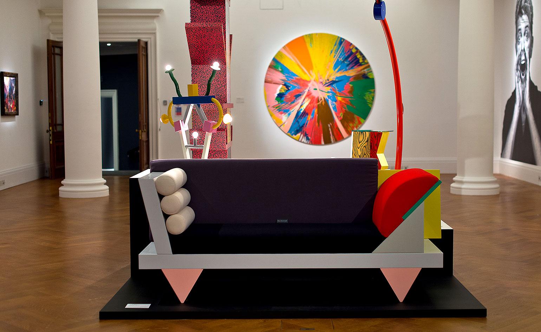 Оформление выставки Sotheby's - Фото 9