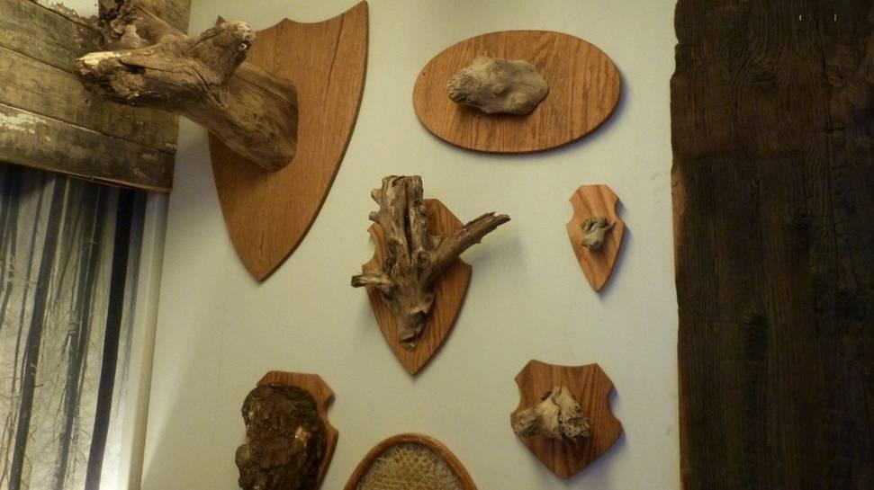 Изделия из дерева на выставке дизайна интерьеров - Фото 3