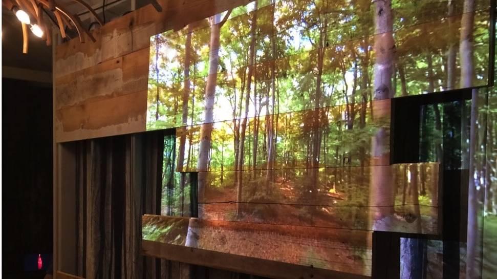 Изделия из дерева на выставке дизайна интерьеров - Фото 5