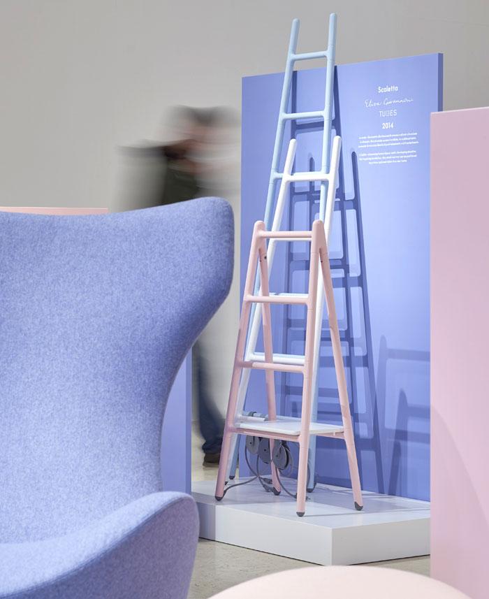 Выставка интерьера и дизайна в Милане: оформление описания продукции