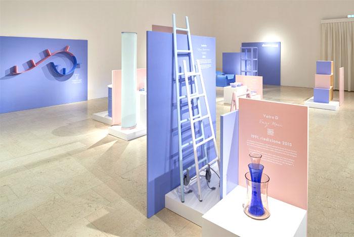 Выставка интерьера и дизайна в Милане: приятные цветовые решения