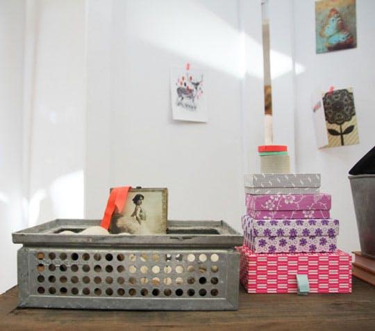 Выставка мебели для интерьера в Амстердаме