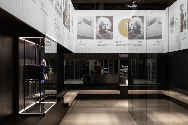 Выставка современной техники: павильон от компании Gaggenau