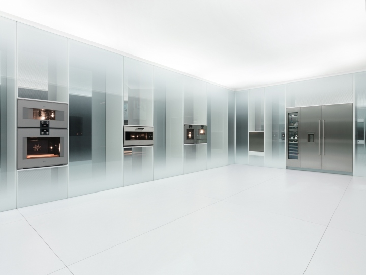 Выставка современной техники от компании Gaggenau: бытовая техника