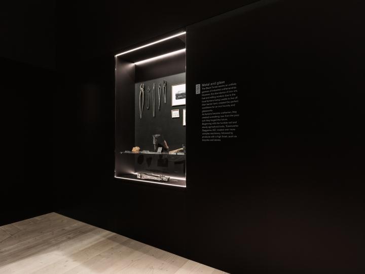 Выставка современной техники от компании Gaggenau: набор инструментов