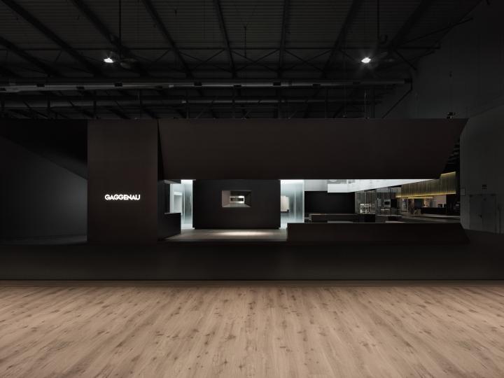 Выставка современной техники от компании Gaggenau: вход