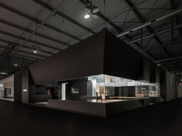 Выставка современной техники от компании Gaggenau в 2016 г