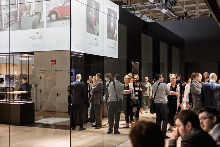 Выставка современной техники от компании Gaggenau на EuroCucina 2016
