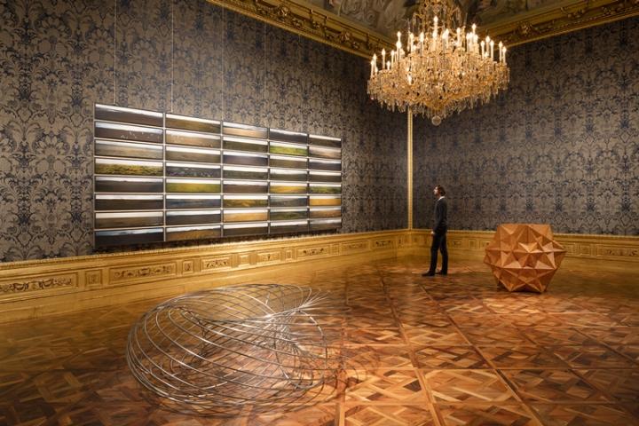 Выставка уникальных работ Ólafur Elíasson в Зимнем Дворце в Вене