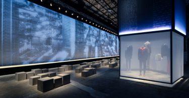 "Выставочная инсталляция от Migliore + Servetto Architects"""