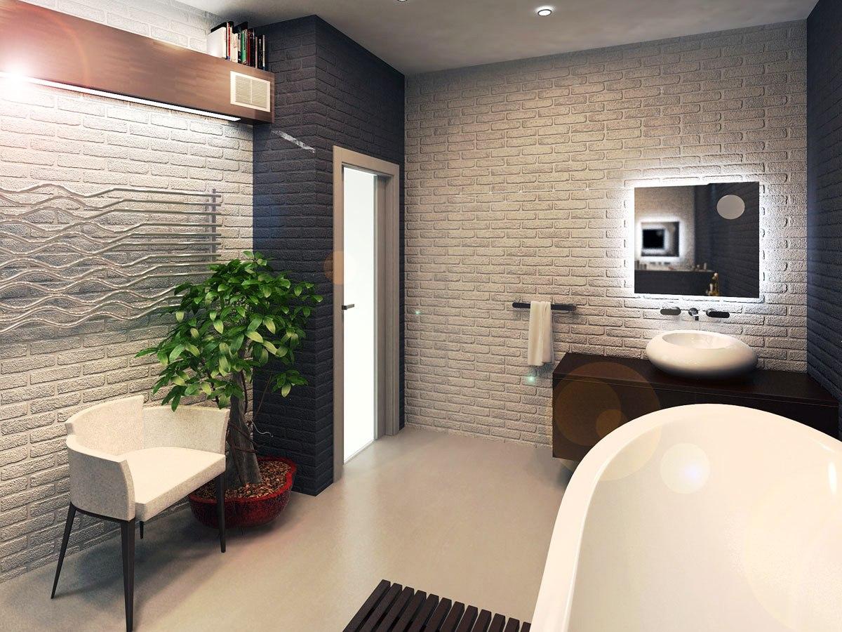 Фактурная штукатурка для стен: эффектный декор поверхности