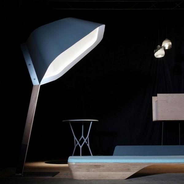 Удивительная композиция Quatrieme Mur от Франсуа Bauchet и Эрик Иордан